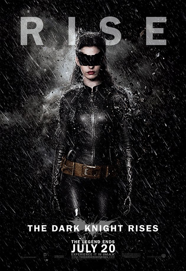 "Nuevos pósters de ""The Dark Knight Rises"""