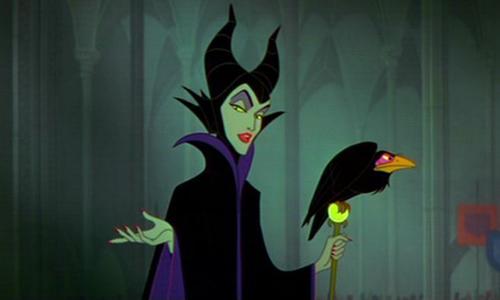Primera imagen de Angelina Jolie como Maléfica