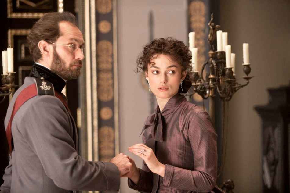 "Trailer ""Ana Karenina"", de Joe Wright"