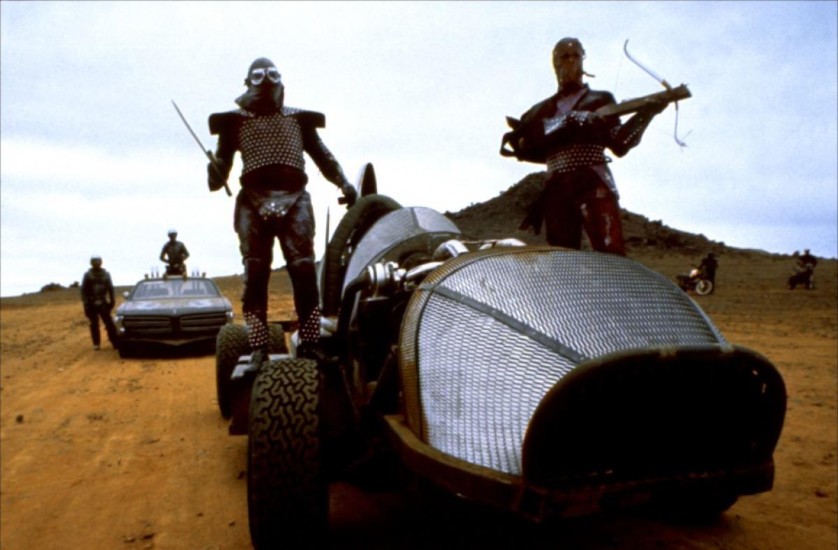 Mad Max vuelve