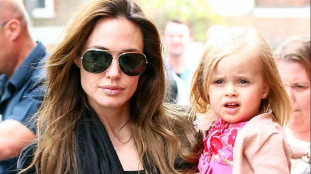 Angelina Jolie y el nepotismo