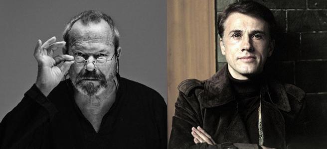 Christoph Watlz en el último proyecto de Terry Gilliam