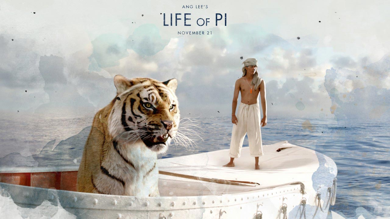 "TRAILER DE ""LIFE OF PI"", LA FÁBULA DE ANG LEE."