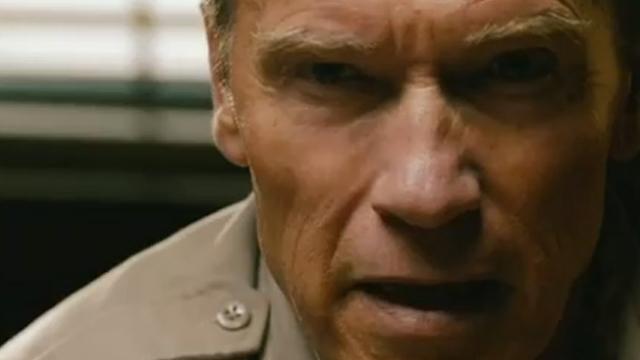 Arnold Schwarzenegger regresa a la gran pantalla