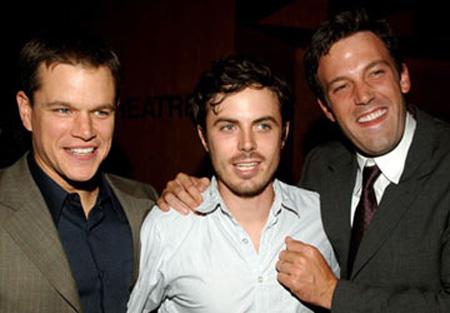 Dos Affleck y un Damon