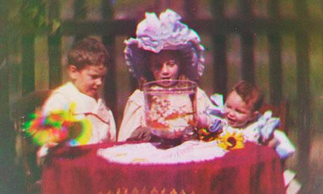 Primera película en color… ¡en 1901!