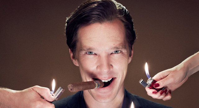 ¿Tenemos villano para la próxima de James Bond? ¡Benedict Cumberbatch!