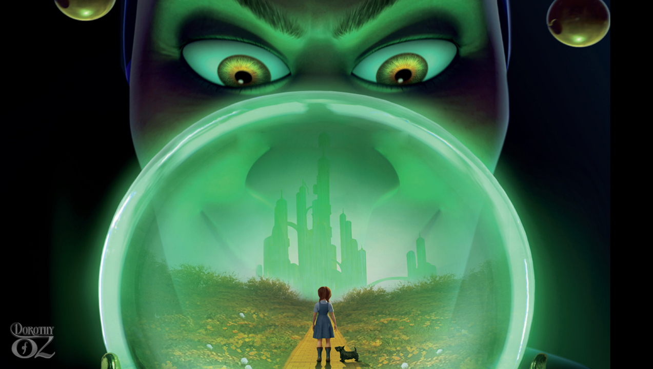 'Dorothy de Oz', primer trailer