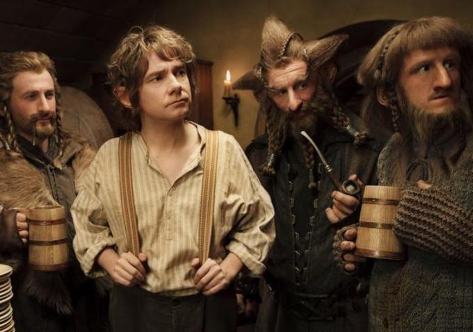 """Imágenes nuevas de """"El Hobbit"""""""