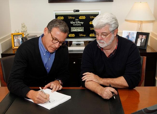 """Disney compra LucasFilm… ¡Y rodará el episodio VII de """"Star Wars""""!"""