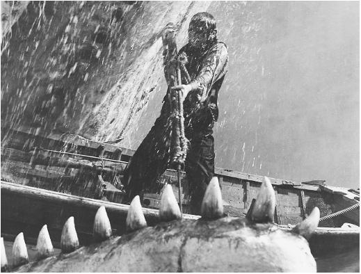 Mobius: la adaptación al cine de ciencia ficción de Moby Dick
