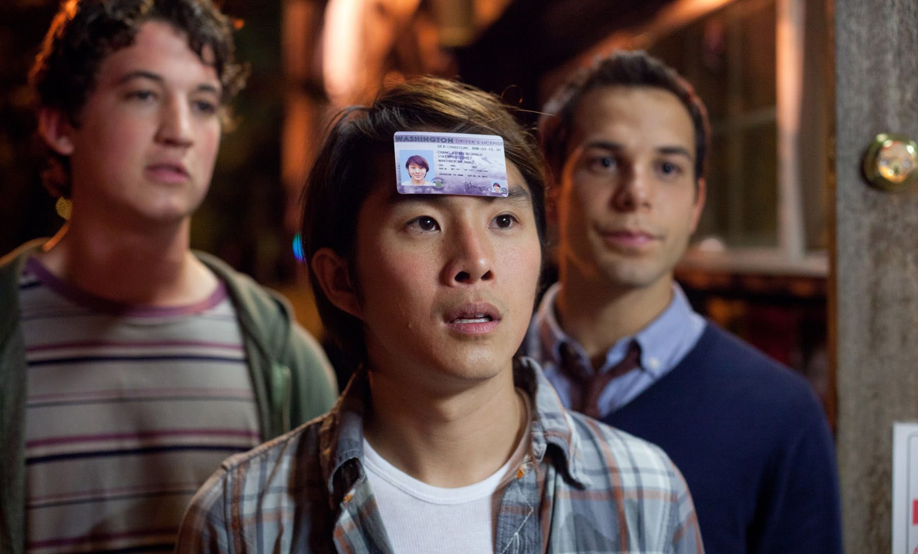"Primer tráiler de ""21 and Over"""