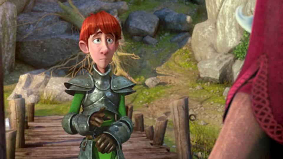 'Justin y la espada del valor', primer trailer
