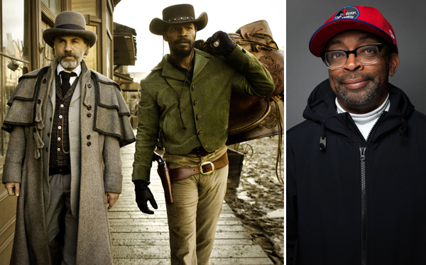 Spike Lee se rebela contra Django Unchained