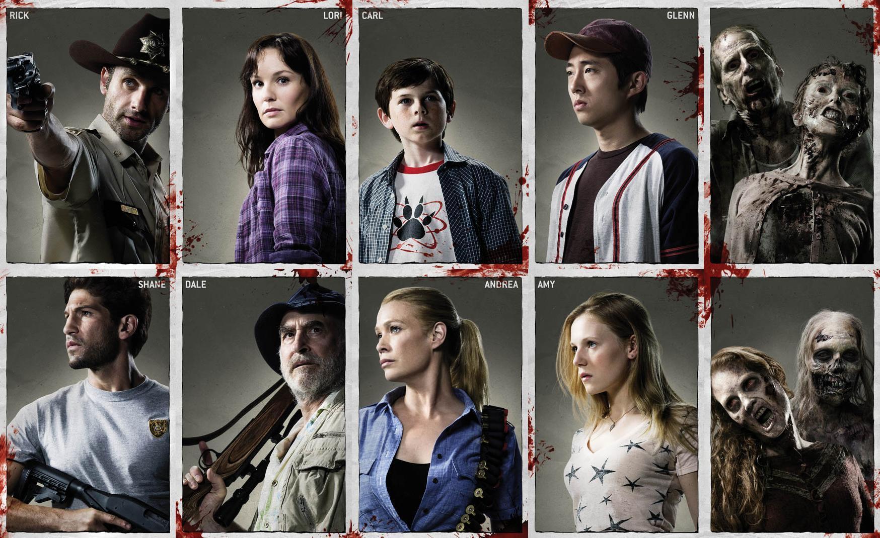 """La Edad de Oro de las series de televisión: """"The Walking Dead"""""""