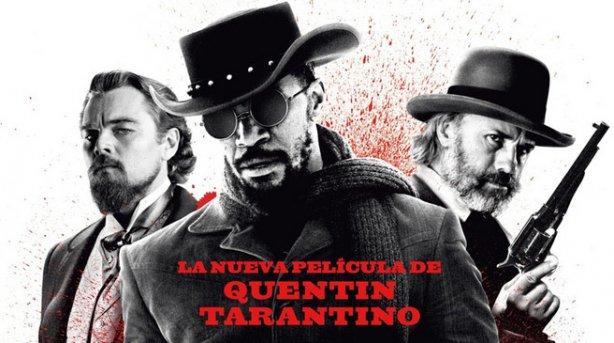 """Crítica """"Django Desencadenado"""""""