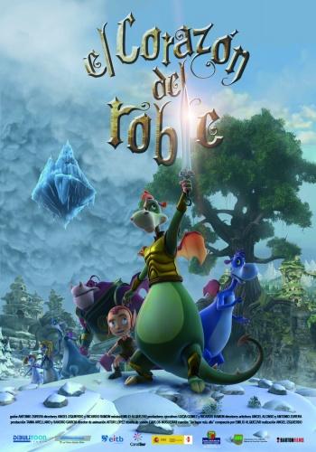 'El corazón del roble' y más cine de animación vasco