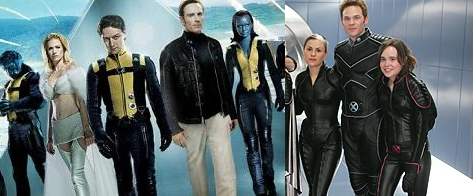 Novedades en el reparto de 'X-men: Days of Future Past'