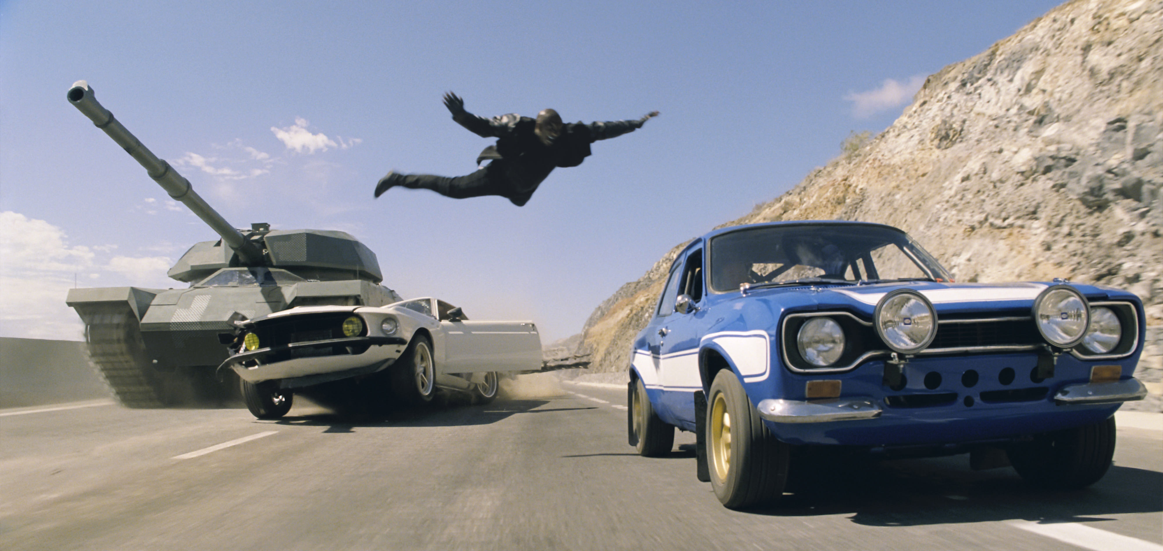 'Fast and furious 6′, trailer español