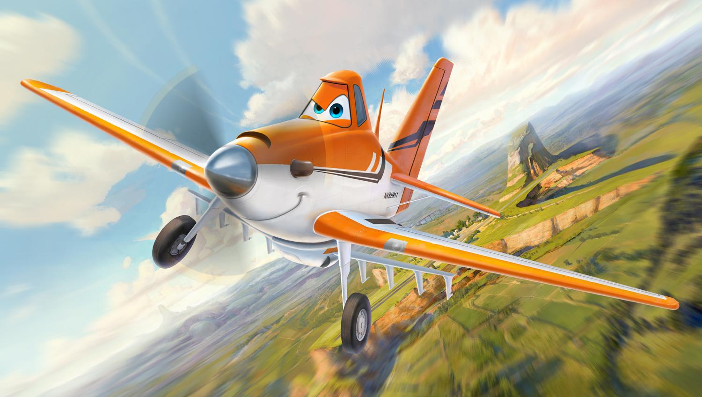 'Planes' (aviones): primer trailer del spin-off de 'Cars'