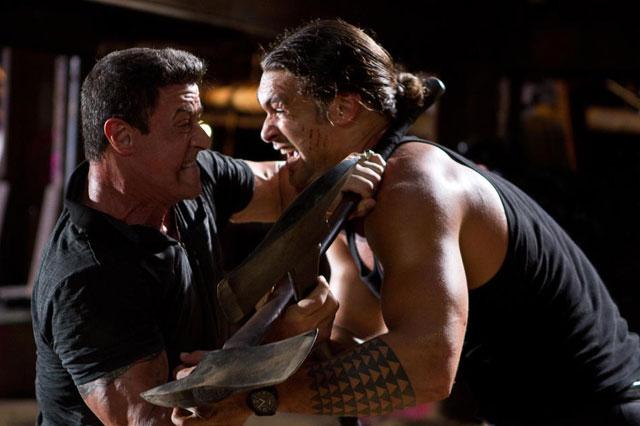 Trailer de 'Una bala en la cabeza' o a Stallone no hay quien lo retire