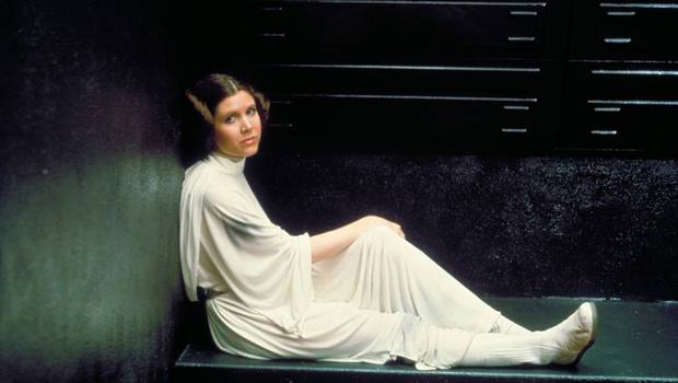 "Carrie Fisher volverá a ser Leia en ""Star Wars: Episode VII"""
