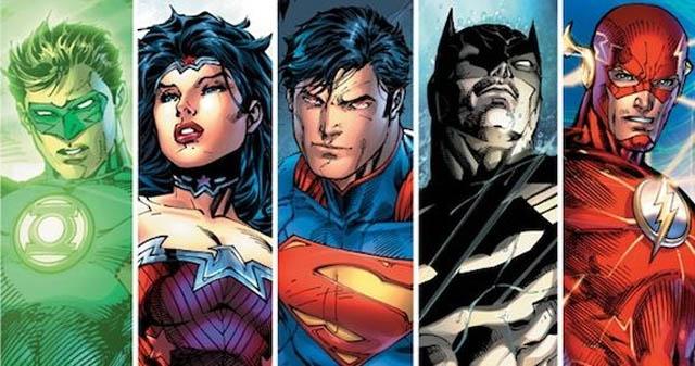 Aluvión de noticias sobre Superhéroes
