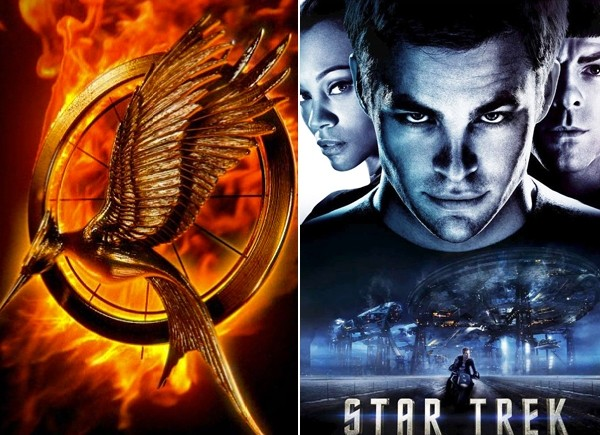 Tráiler de Los Juegos del Hambre: En llamas (+ pósters de Star Trek: En la oscuridad)